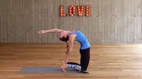 Yoga Video Tutorial: Rückbeugen für Anfänger