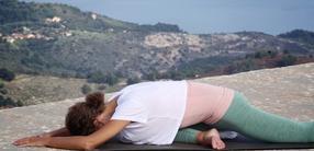 Yin Yoga zum Loslassen