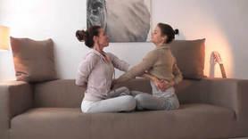 Yoga Video Kleine Yogapause zu zweit