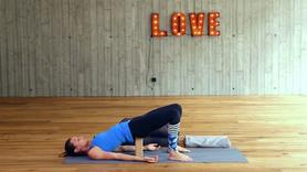 Yoga Video Yin Yoga zur Entschleunigung