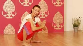 Yoga Video Kleine Yogapause für Schwangere