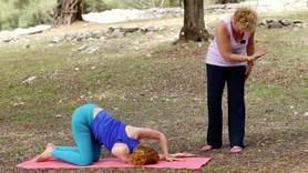 Yoga Video Hatha Yoga für Anfänger und Geübte