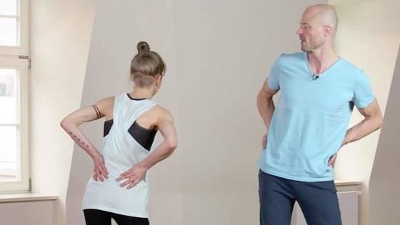 Yoga Video Yoga für die Lendenwirbelsäule