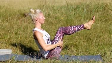 Yoga Video Stärke deine Mitte