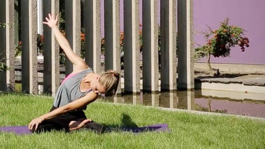 Yoga Video Sanftes Basic Yoga am Morgen
