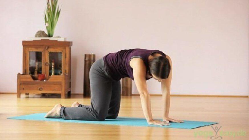 Yoga Video Yoga gegen Burn-out: Tagesprogramm