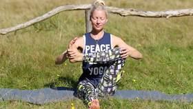 Yoga Video Sein und Schein: eine Hüftöffner-Sequenz