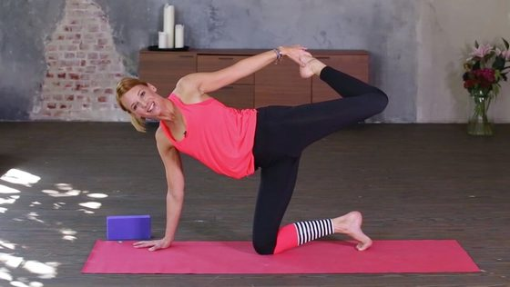 Yoga Video Core-Booster