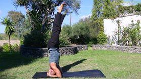 Yoga Video Tutorial: Asana Kopfstand