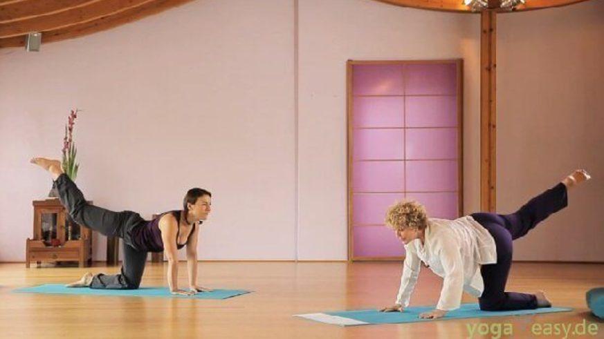 Yoga Video Yoga für eine gute Verdauung: Tagesprogramm