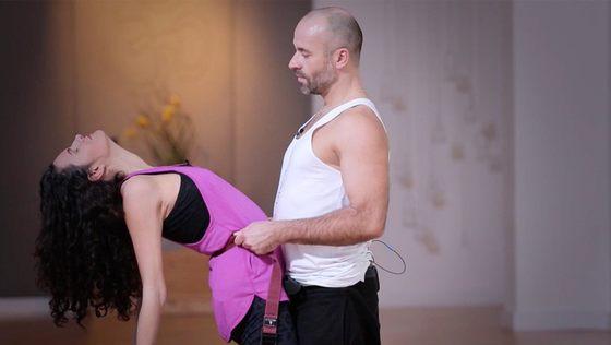 Yoga Video Partneryoga für mehr Respekt und Vertrauen