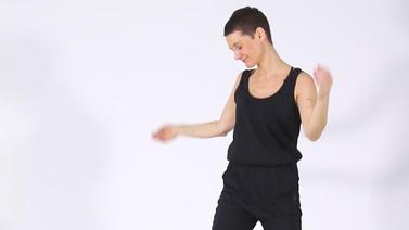 Yoga Video Schüttelmeditation
