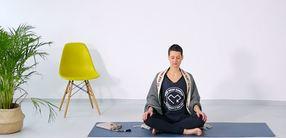 5-Minuten-Meditation mit Madhavi Guemoes