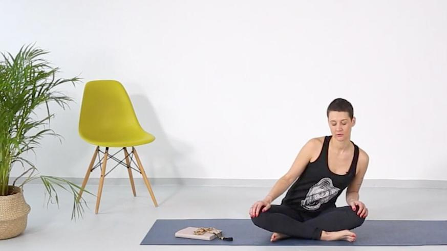 Yoga Video Hara-Meditation