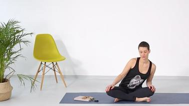 Yoga Video Hara-Meditation