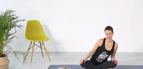 Hara-Meditation