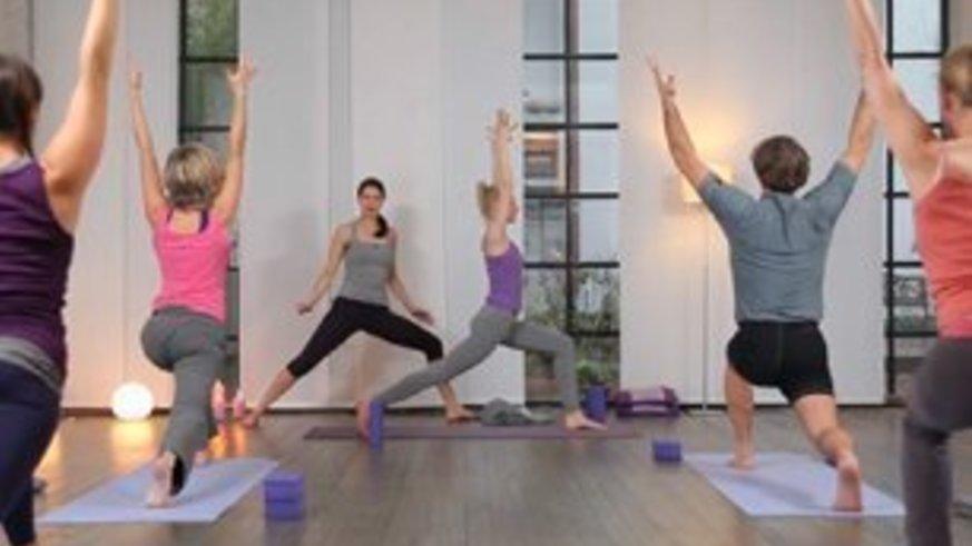 Yoga Video Anusara Yoga Detox - mit Liebe loslassen