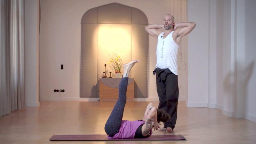 Yoga Video Spirit Yoga Elemente: Feuer