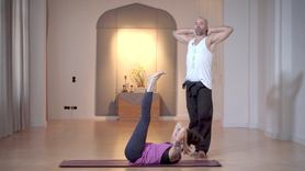Yoga Video Spirit Yoga Elemente: Feuer
