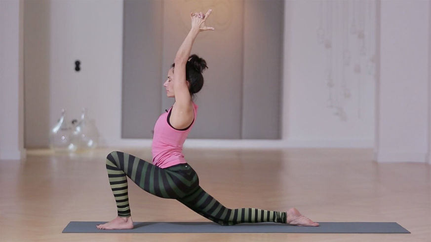 Yoga Video Spirit Yoga Elemente: Luft