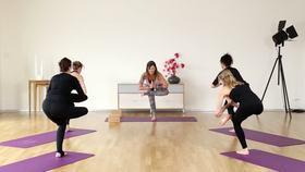 Yoga Video ChiYoga Sonnengruß-Sequenz für den Frühling