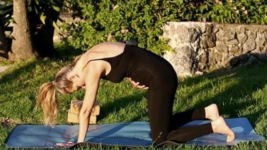 Yoga Video Tutorial: drei Asana-Tipps in der Schwangerschaft