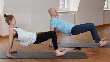 Yoga Video Hamstrings-Yoga