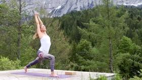 Yoga Video Yoga für den unteren Rücken