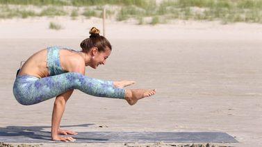 Yoga Video Armbalancen-Yoga