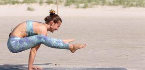 Armbalancen-Yoga