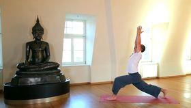 Yoga Video Für einen guten Start in den Tag-Sequenz