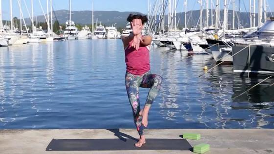 Yoga Video Ganeshas Groove