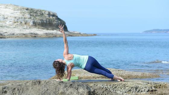 Yoga Video Core 360 Grad