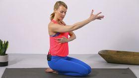 Yoga Video Tutorial: drei Asanas für schöne Arme