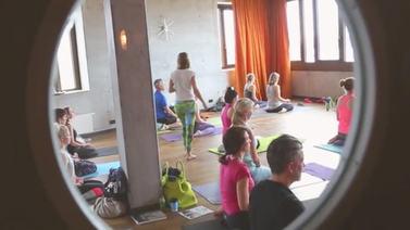 Yoga Video Impressionen Yogi Days 2017