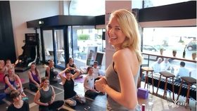 Yoga Video YogaEasy City Events: Annika Isterling