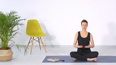 Yoga Video Nada-Brahma-Meditation