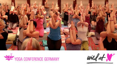 Yoga Video Impressionen von der Yoga Conference Germany 2017