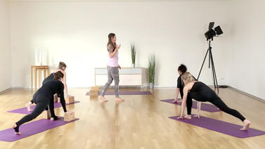 Yoga Video ChiYoga Sonnengruß-Sequenz für den Sommer
