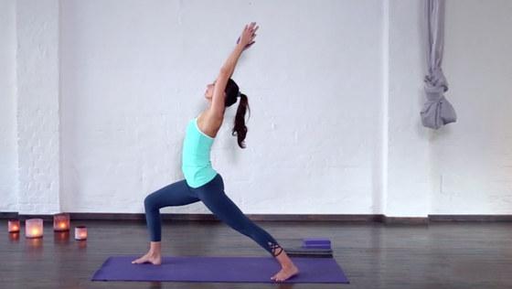 Yoga Video Prana Vayu: Für tiefe Atmung und Weite im Herzen
