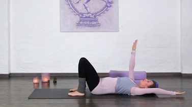 Yoga Video Yoga für mehr Energie in der Schwangerschaft