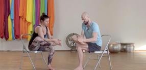 Reawake Fußmassage