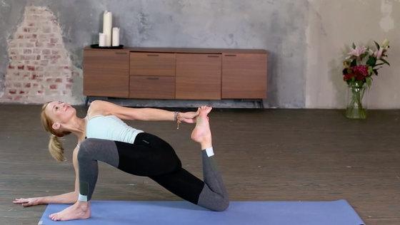 Yoga Video Morgen-Yoga mit Fokus auf sanften Rückbeugen