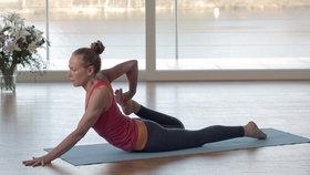 Yoga Video Brücken schlagen, Schleusen öffnen: Rückbeugen-Fokus