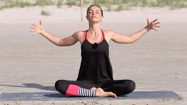 Yoga Video Stress Release: für mehr Entspannung im Schulter-/Nackenbereich